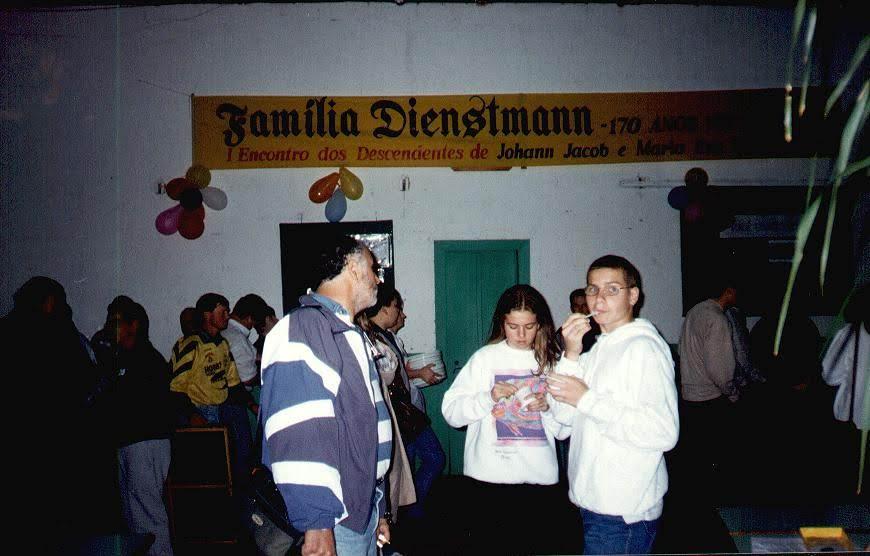 1997.10.05 – 1º Encontro da Família Dienstmann – 170 anos no Brasil – Dois Irmãos.19