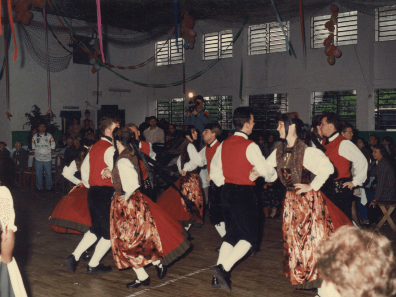 1997.10.05 – 1º Encontro da Família Dienstmann – 170 anos no Brasil – Dois Irmãos.2