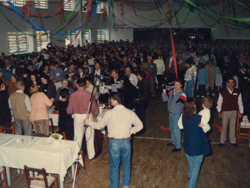 1997.10.05 – 1º Encontro da Família Dienstmann – 170 anos no Brasil – Dois Irmãos.5