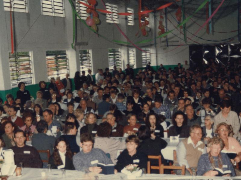1997.10.05 – 1º Encontro da Família Dienstmann – 170 anos no Brasil – Dois Irmãos.8