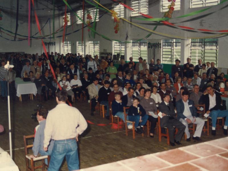 1997.10.05 – 1º Encontro da Família Dienstmann – 170 anos no Brasil – Dois Irmãos.9