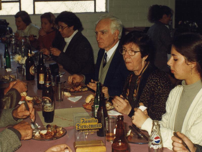 1998.07.12 – 1º Encontro Regional da Família.1 Dienstmann Festa da Colheita – Comunidade Evangélica de Parobé:RS