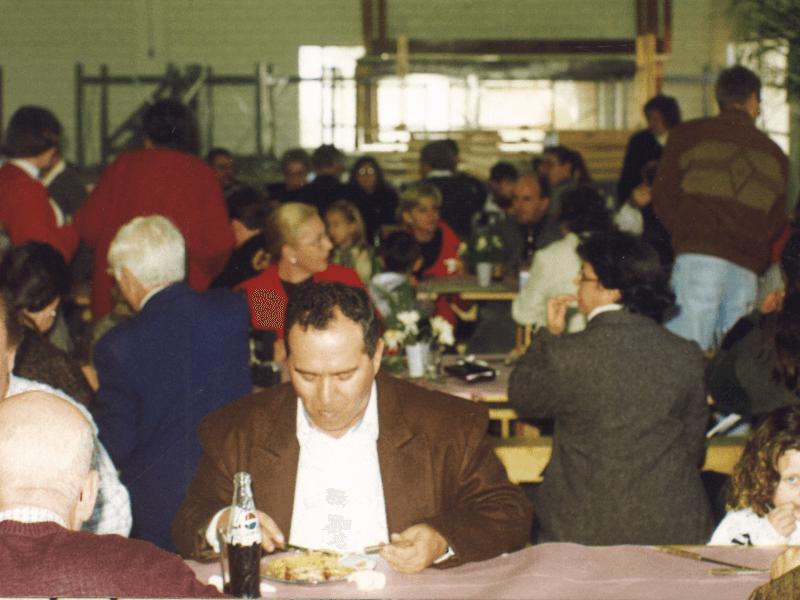1998.07.12 – 1º Encontro Regional da Família Dienstmann Festa da Colheita – Comunidade Evangélica de Parobé:RS.2