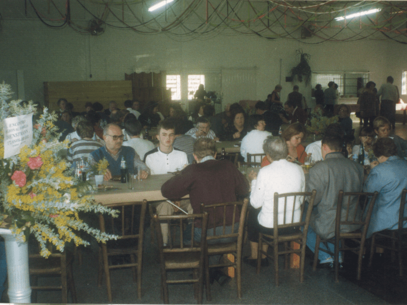 1999.07.11 – 2º Encontro Regional de Parobé:RS.1