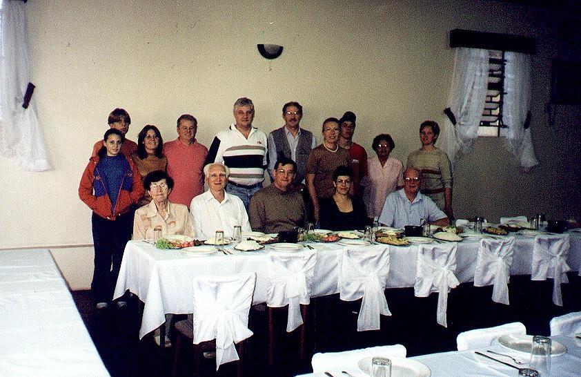 Família Reunião Encontro Taquara I